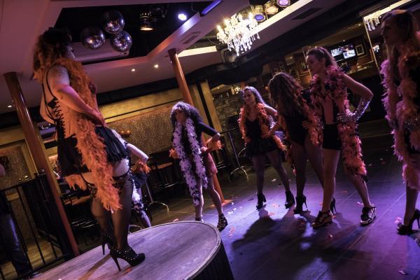 Burlesque Workshop in Genk