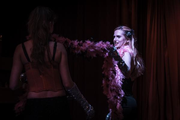 Burlesque Workshop in Genk